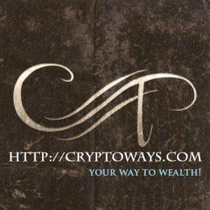 Cryptoways new logo square