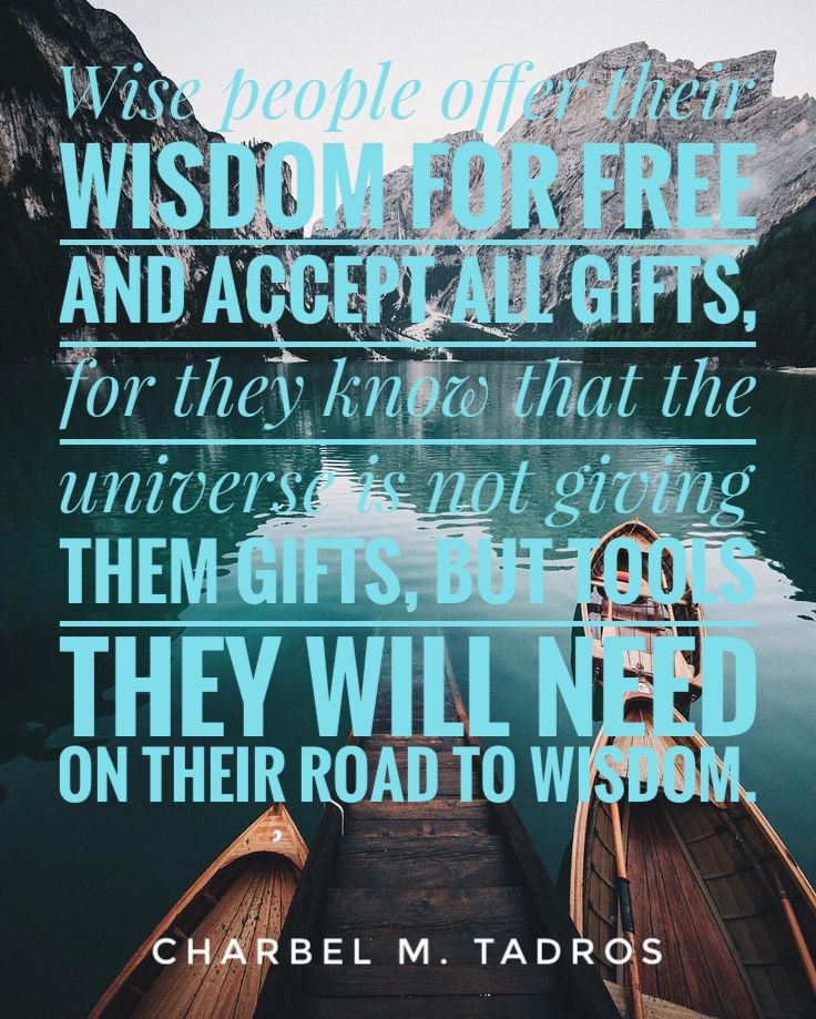 Gifts for Wisdom