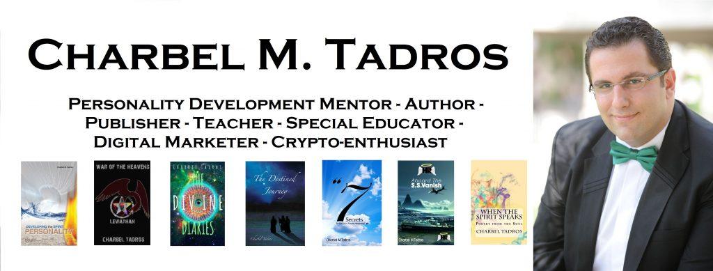 charbel tadros website header