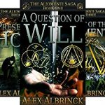 The Aliomenti Saga by Alex Albrinck