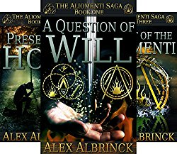 Book Review: The Aliomenti Saga by Alex Albrinck