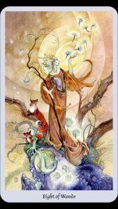 eight of wands tarot