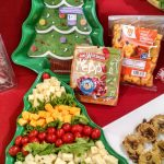 red and green meals