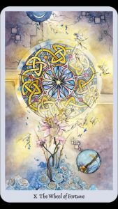 wheel of fortune tarot