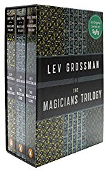 Book Review: The Magicians trilogy by Lev Grossman