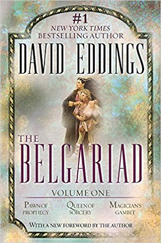 Book Review: The Belgariad by David Eddings