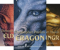 inheritance cycle christopher paolini