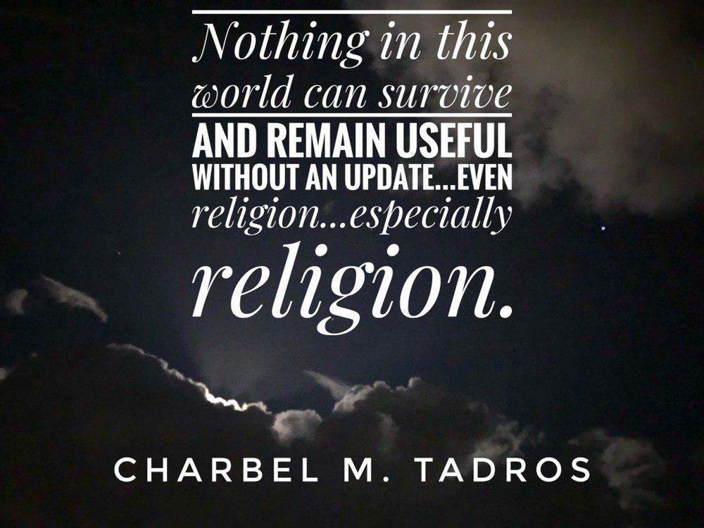 Be Religious…not Obnoxious
