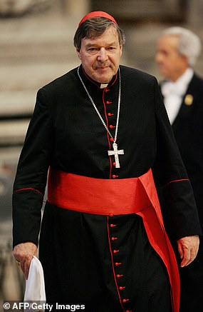 7318668 6801071 Cardinal George Pell 77 is known as the Vatican s treasurer and  a 5 1552422296448