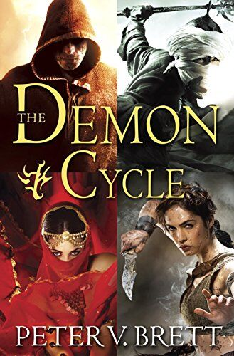 the demon cycle